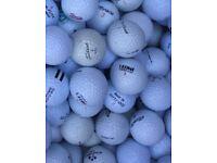 Golf balls 100+ Nike Titleist Dunlop Pinnacle Good condition