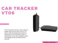 GPS Car Tracker VT06 – Take the right turn to secure your vehicle
