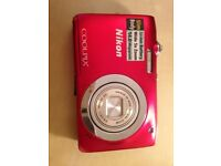 Nikon Coolpix s2600 - Collection only