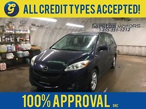 2012 Mazda Mazda5 GT*PHONE CONNECT*KEYLESS ENTRY*6 PASSENGER*ALL