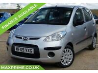 2009 HYUNDAI I10 1.2 CLASSIC 5 DOORS 1 OWNER FROM NEW + 2 KEYS PRESENT