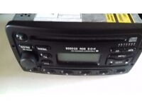 Ford stereo with removal safety feature for sale.