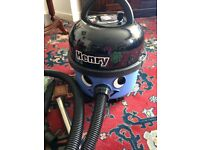 Henry Hoover in almost new condition