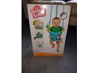 Baby door bounce and jump