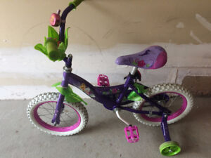 Huffy Disney Fairies 14 Inch Girls' Bicycle