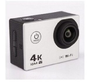 4K WIFI SPORTS AND ACTION VIDEO WIDE-ANGLE LEN CAMERA WITH SONY