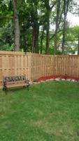 Fences & Decks SALE