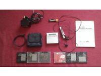 Sony MZ-R900 MiniDisc Recorder/Player + Remote E/phones RM-MC11EL +discs