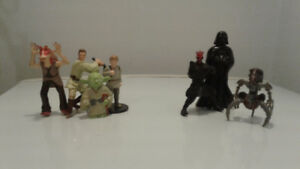 Figurines de Star Wars