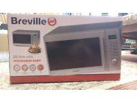 Breville Microwave 20 litre solo - excellent cond.