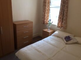 Top location, quality furnished double room to rent in Southampton city centre