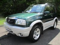 Suzuki Grand Vitara 16v SE PETROL MANUAL 2004/54