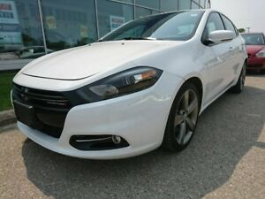 2013 Dodge Dart Limited Leather Sunroof