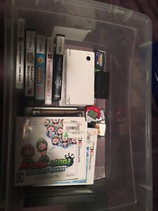 Old DS games and DS'