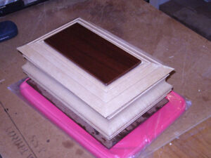 Maple cetre piece, hand made, attractive, local made