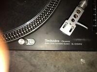 Technics sl-1210 mk2 turntable x2 £650