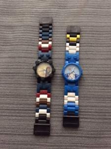 Lego Watches - Star Wars/Pirates of the Caribbean
