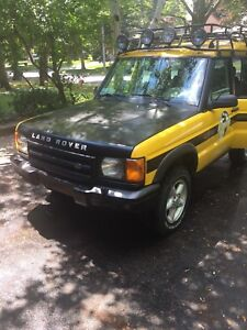 Desirable Land Rover Discovery 2