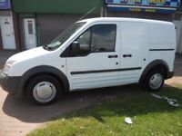 (2008)TRANSIT CONNECT T200L 75 1.8.CC,DIESEL,..NO VAT.........