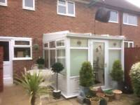 CONSERVATORY UP FOR SALE AGAIN