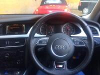 Audi A4, A5, A3 & A6 facelift steering wheel