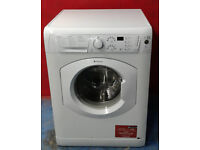 B629 White Hotpoint 7kg 1200Spin Washing Machine, Comes With Warranty & Can Be Delivered