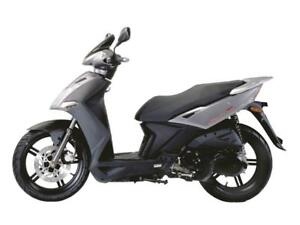 Scooter Kymco Agility premiere paiement Avril 2017