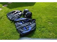Jackets & helmets