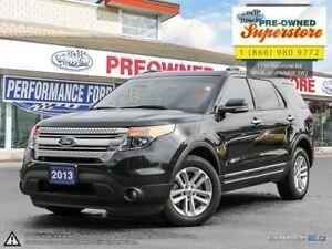2013 Ford Explorer XLT>>>leather, NAV, DVD<<<