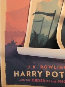 7 Affiches Harry Potter