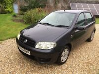 Fiat Punto 1.2 One owner from new 31000 Miles !!! Full service history Great first car !!