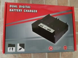 panasonic fz 1000 double battery charger