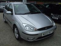 Ford Focus 1.6i 16v 2003.5MY Zetec