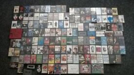 Cassettes, Job Lot or Will Split (Over 100) Rock, Pop & Easy Listening