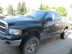 2003 Dodge Power Ram 2500 SLT Pickup Truck  FERNIE