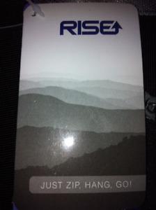Rise Jumper /Travel Bag