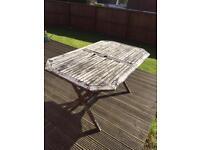 Garden table for sale