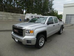 2015 GMC Sierra 1500 Crew 4x4 short box, one owner
