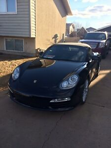 2009 Porsche Boxster 45,000 km very good condition