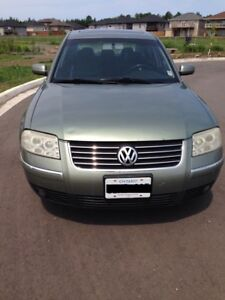**SAFETIED** 2001 VW Passat