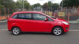 Ford GRAND C-MAX 7 seater mpv semi-automatic 1 owner from new.
