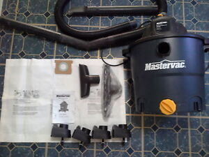 Wet/Dry Vacuum Kit - excellent condition