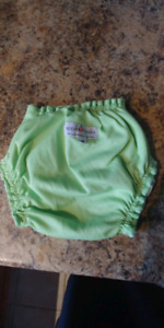 Size 2 Apple Cheeks swim diaper