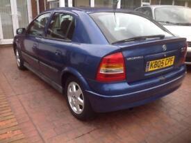 Vauxall astra 1.7 diesel.
