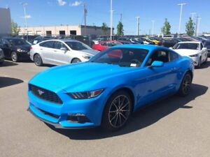 2017 Ford Mustang 100A, FASTBACK, SYNC, MANUAL, REAR VIEW CAMERA