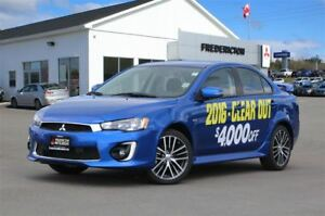 2016 Mitsubishi Lancer GTS! REDUCED! WARRANTY TO 2026!