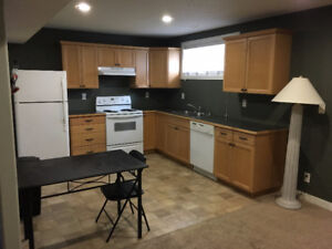2 Bedroom Basement Suite Available for 6 Month Lease