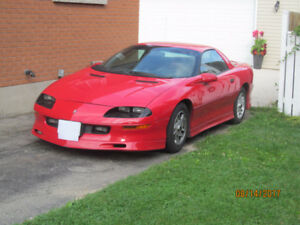 1996 Chevrolet Camaro RS Coupe (2 door) For Cash or Trade