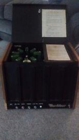 Vintage Wurlitzer multi cassette player