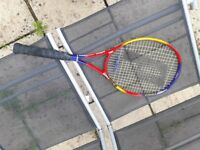 Prince tennis racket and full cover